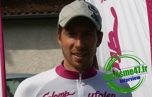 Julien Lacourt invité de cyclisme47.fr